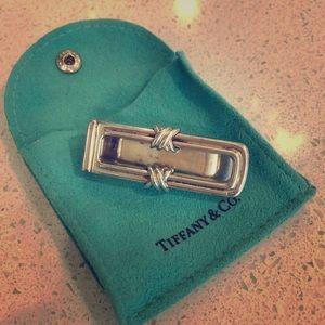 Tiffany & Co money clip
